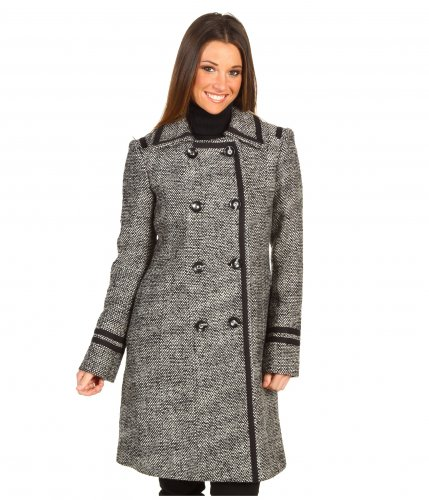 Ivanka Trump :: Tweed Coat